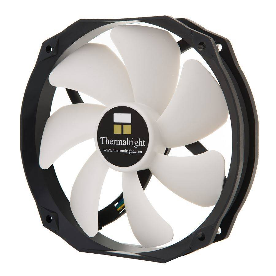 Thermalright TY 147 A - 140 mm PWM Fan