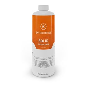 EKWB EK-CryoFuel Solid - Fire Orange  - 1L