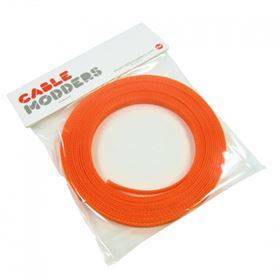 CableModders SATA Sleeving 5m - Orange