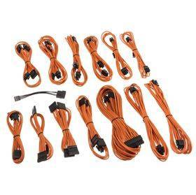 CableMod - SE-Series XP2 / XP3 / KM3 / FL2 Cable Kit - Orange