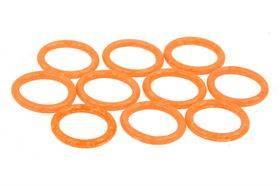 Phobya O-Ring - 11x2mm (G¼) - UV Orange - 10 st.