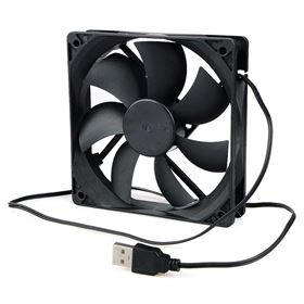 USB Fan 1300RPM - 120mm